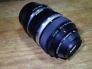 オリンパス 38mm F2.8マクロ